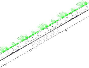 D coration toit vegetal forte pente colombes 33 toit for Vegetal en anglais